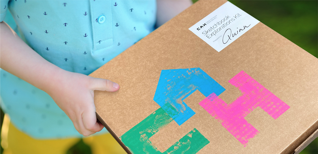 Cedars Art House Home Delivery Kit